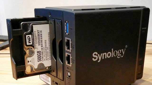 Synology DS419slim Review