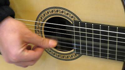 Guitarra de 7 cuerdas de Roberto Hernandez
