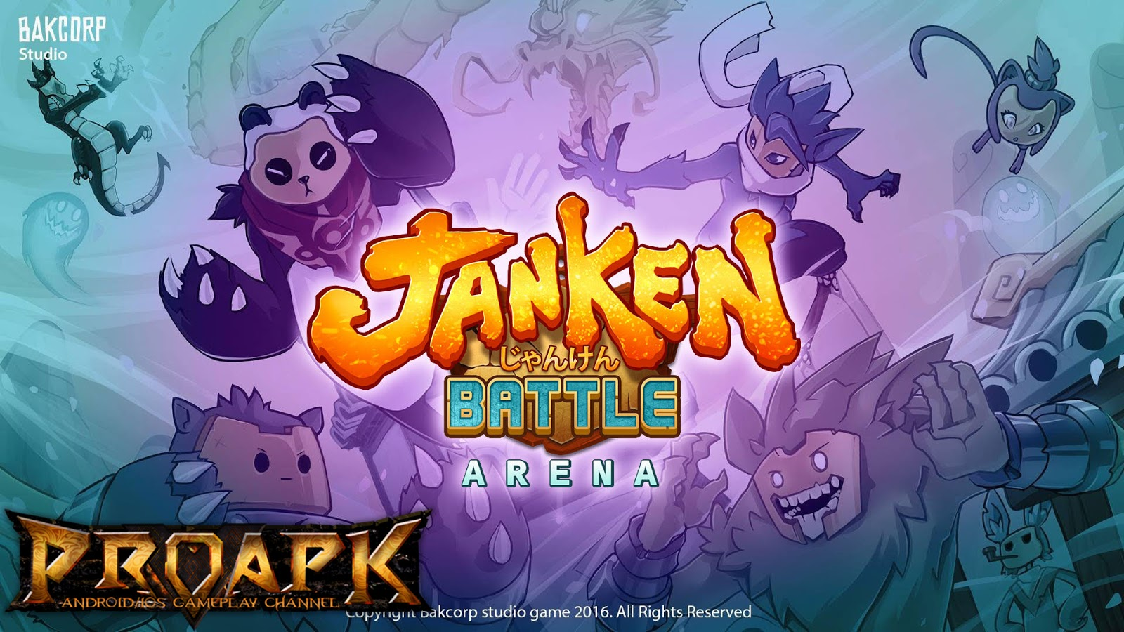 JanKen Battle Arena