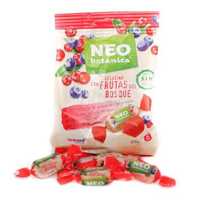 Neo botánica gelatinas