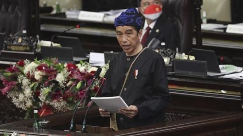 Akademisi Soroti Isi Pidato Jokowi, Nama KPK Turut Disebut!