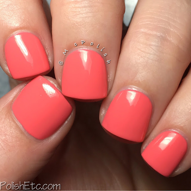 Powder Perfect - Bermuda Triangle Trio - McPolish - Florida