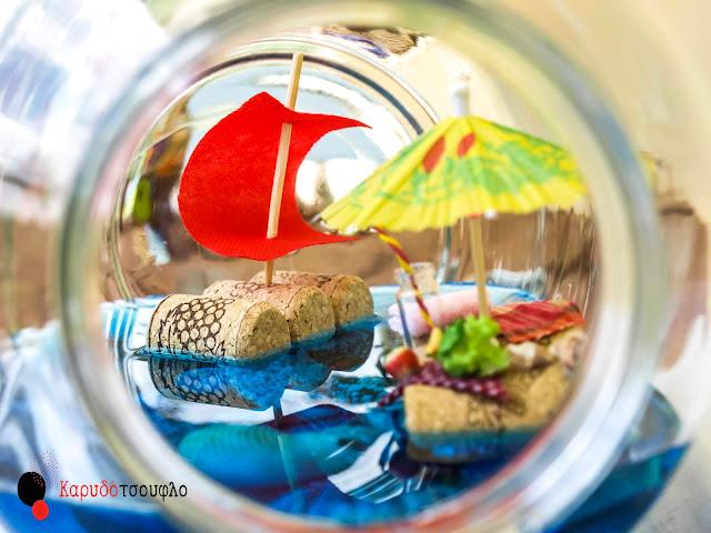 καλοκαίρι-μεταμόρφωση-βάζου