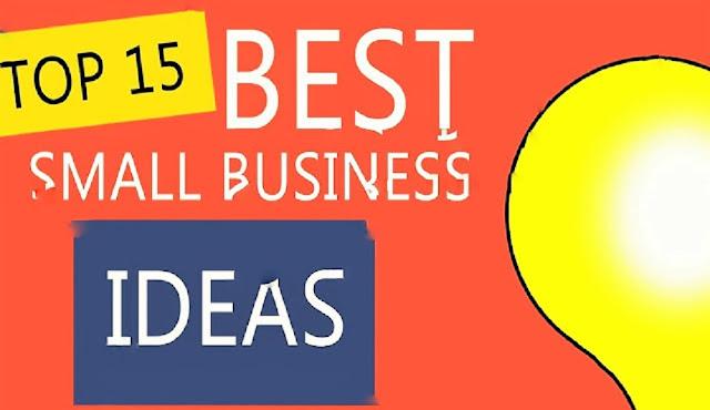 15 Profitable Small Business Ideas.