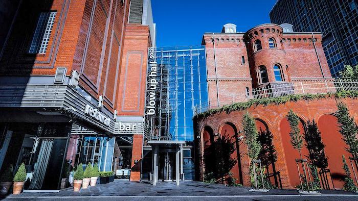 Hotel Blow Up Hall Stary Browar, najlepszy hotel w Polsce, Hotele, Hotel Blow Up Hall 5050 zamknięcie, Poznań gdzie spać,