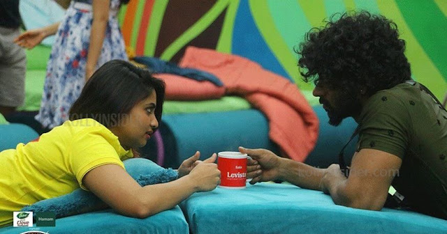 Bigg Boss Season 4: Balaji and Shivani become the love birds of this season