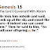 Genesis 15:5 The Lord's Covenant With Abram