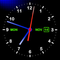 Digital Clock Live Wallpaper & Launcher Apk Download for Android
