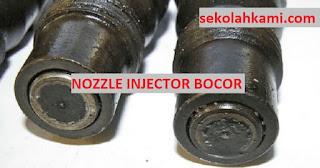 nozzle injector bocor