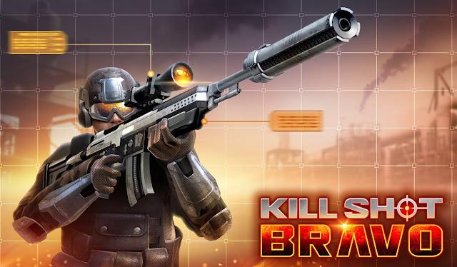 تحميل لعبة القنص الشهيرة Kill Shot Bravo برابط مباشر