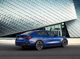 بي أم دبليو i4 M50 2022 السيارة الكهربائية M