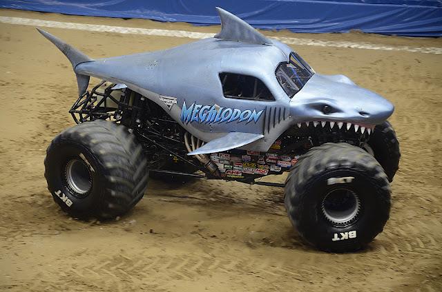 Monster Jam Megalodon