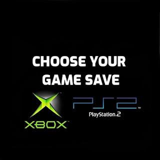 choose game save original xbox ps2