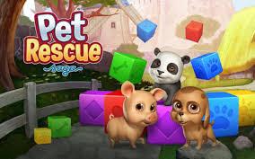 تنزيل لعبة Pet Rescue Saga للاندرويد