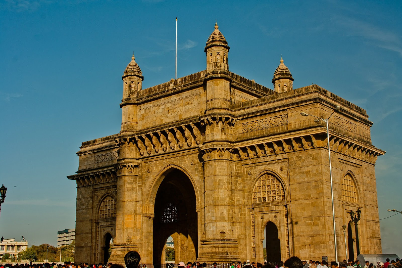 Gateway of india  full updated details about gateway of india 2019