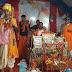 सिवनी- राजराजेश्वरि त्रिपुर सुंदरी माता मंदिर परिसर में श्री मद भागवत पुराण ज्ञान यज्ञ का चल रहा आयोजन