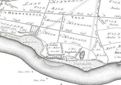 De vier kastelen in Herwijnen