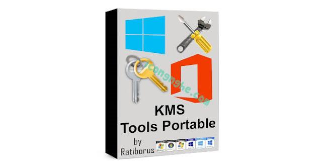 تحميل اداة Ratiborus KMS Tools لتفعيل جميع برامج الويندوز والاوفيس