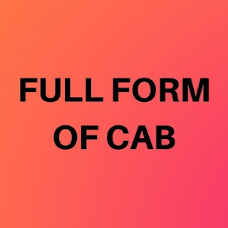 Your-Cab-Ka-Full-Form