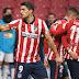 Suarez Double Fires Atletico Clear at La Liga Top