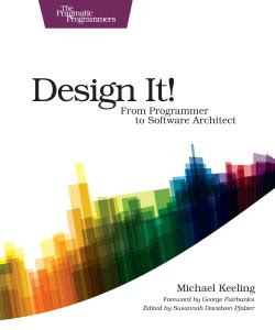Book Cover for Design It! by Michael Keeling