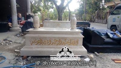 Makam Keramik Marmer, Kijing Marmer Tulungagung, Harga Makam Marmer