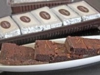 Foto Frozen Brownies Lezat
