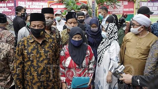 Keluarga Laskar FPI Keberatan dengan Penetapan Tersangka