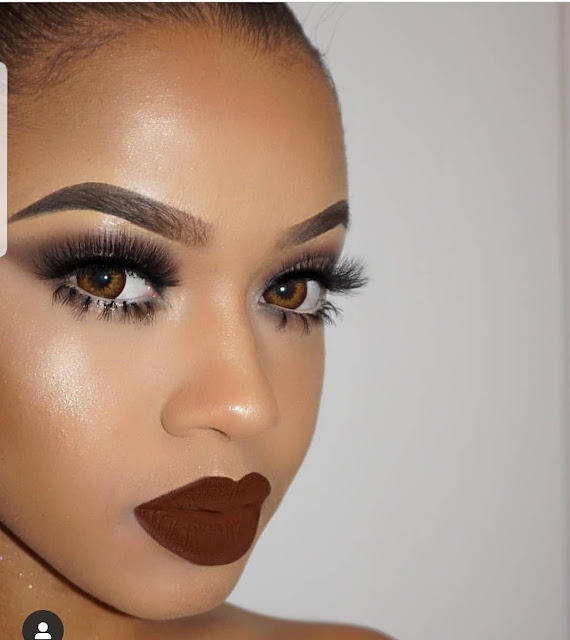 Makeup Ideas: Beautiful Makeup Styles for Black Women