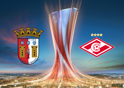 Sporting Braga vs Spartak Moscow -Highlights 22 August 2019