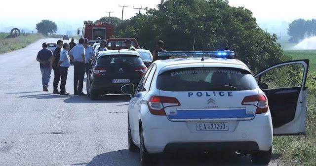 Επιχείρηση της αστυνομίας στη Νέα Κίο με ισχυρές δυνάμεις