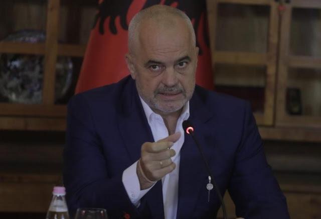 Edi Rama: I have no single blood cell of Greek origin; Albanian Orthodox are Albanians