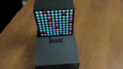 Bocina Divoom AuraBox