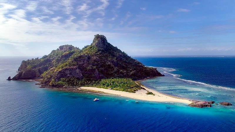 Beaches in Fiji Islands