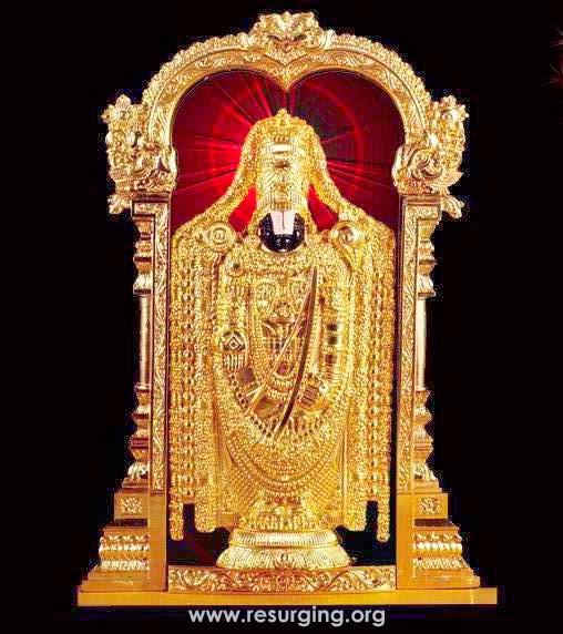 History of Lord Venkateswara - Tirupati Balaji