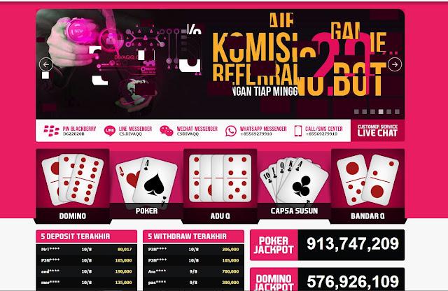 Permainan Situs Domino99