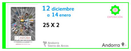 25 x 2 en Andorra