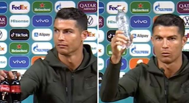 Coca Cola dan Cristiano Ronaldo