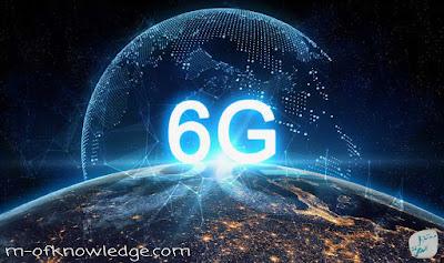 الجيل السادس للإتصالات 6G