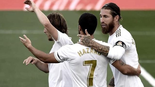 ريال مدريد يستعيد الصدارة بفوز على مايوركا!