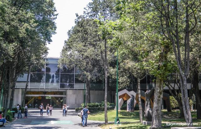 Museu de Arte Moderna - Cidade do México