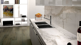 The Social Home New Marble Countertop Alternatives
