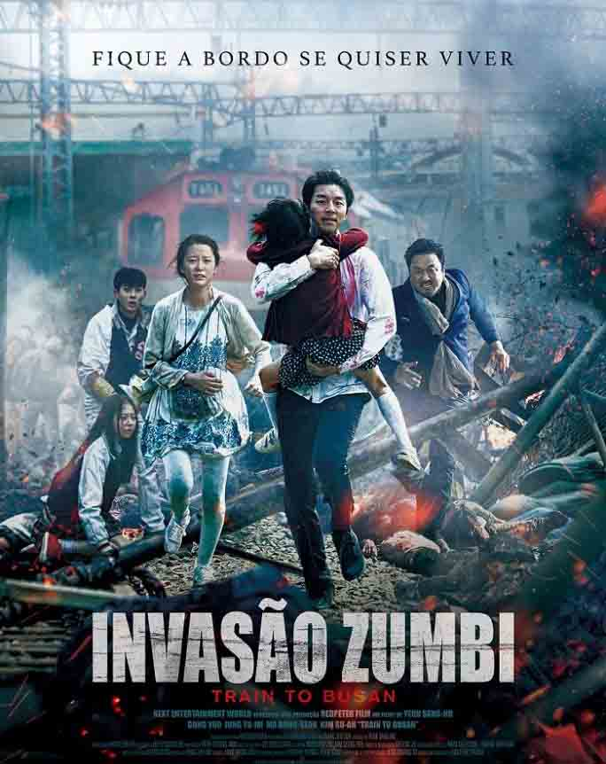 Invasão Zumbi Torrent – BluRay 720p/1080p Dual Áudio