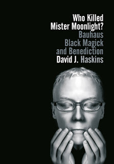 Who Killed Mr. Moonlight David J Bauhaus book