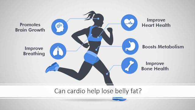 Can cardio help lose belly fat?