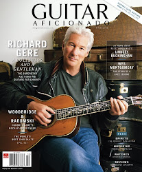 RICHARD GERE and His GUITARS