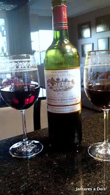 Vinho Reserve de Mons 2013