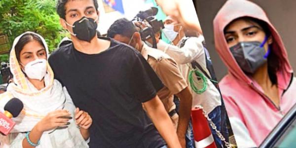 29 सितंबर तक रिया को जेल की रोटी ही तोड़नी होंगी,सिलसिला आगे भी जारी रह सकता है ?
