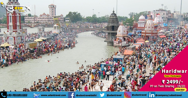 Haridwar  Rishikesh Tour packages From Delhi