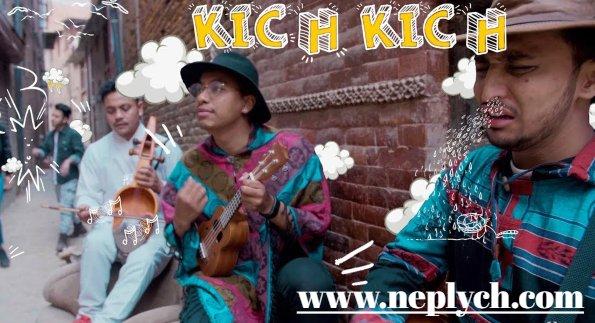 """Kich Kich Lyrics - Brijesh Shrestha X Beyond. Kich Kich Lyrics by Brijesh Shrestha X Beyond. Bihan bihanai mero kina baje ko? Phone uthai hello bhanna saath Suru bhayo timro kich kich Ke saro kich kich Bhanchau timi """"tyo sanga kina boleko?"""" Ani ma bhanchu, """"mero facebook kina kholeko?"""" Umm, hamro kich kich Feri naya kich kich. kich kich lyrics, kich kich lyrics and chords, brijesh shrestha kich kich lyrics, beyond kich kich lyrics, nepali song kich kich lyrics, kich kich guitar chords, kich kich guitar lesson,"""